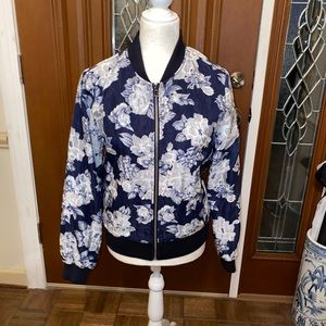 Jeans by Buffalo floral jacket